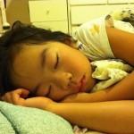 子供の睡眠時間は足りてる?