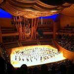 ディズニーコンサートホールでオーケストラを聴く♪