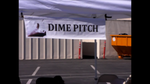 dime pitch