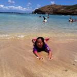 ハワイへ行ってきました~♪(ハナウマベイ)