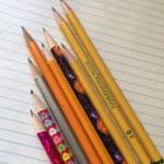鉛筆っていいよね♪アメリカでは鉛筆が主流